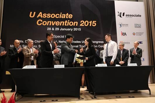 U Associate Convention