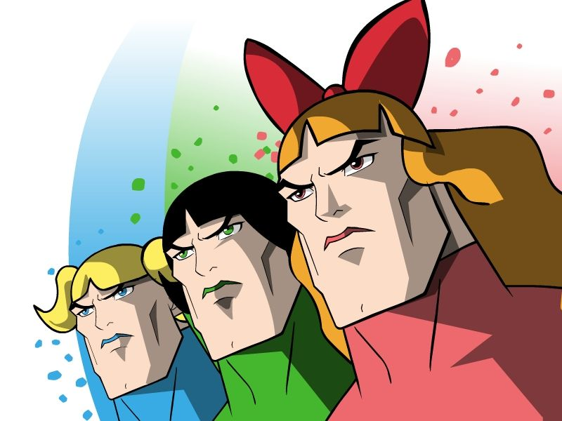 POWERPUFF_GIRLS