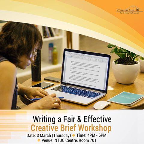 U Creative procurement workshop