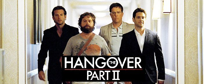 The Hangover squad
