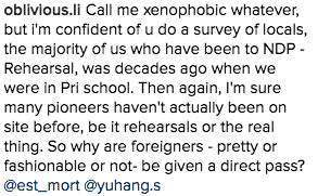 5a7f3ddf02 Is xenophobia on the rise in Singapore  - Five Stars And a Moon