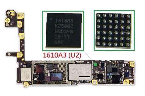 iphone u2 IC