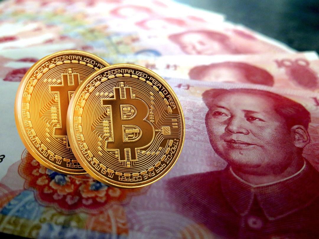 crypto versus yuan