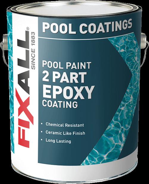 Epoxy Pool Paint FixALL Paint