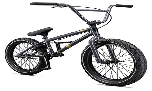 all black bmx bike