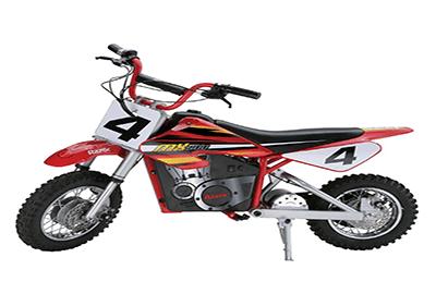 Razor MX500 Dirt Rocket best mini bike for adults