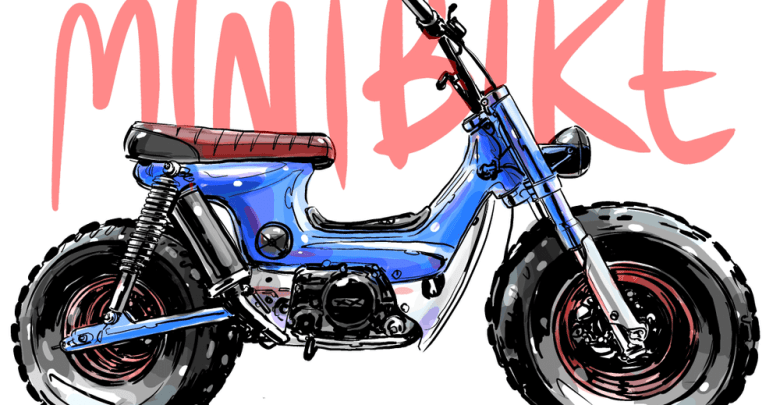 best mini bike for adults for 2019