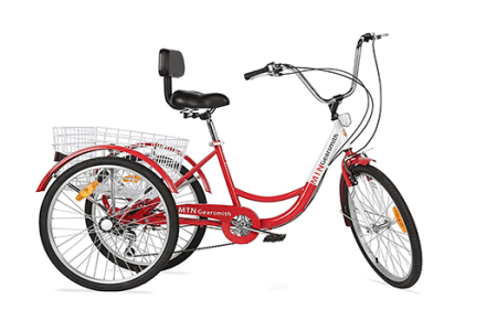 tricycle bike for adults