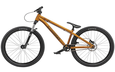 Radio Griffin Pro 26 best bike for dirt jumps