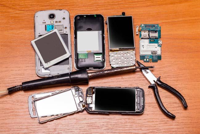 شركة بيع اجهزة الهواتف