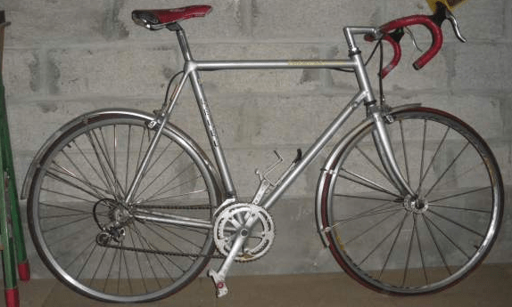 Le bon coin - Vélo de course à transformer en single speed ou fixie à Lille