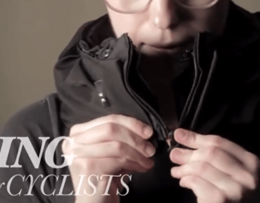 Hovding l'airbag pour vélo - Fixie Lille