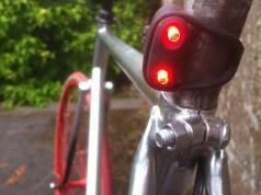 Lampe avant/arrière pour vélo et fixie - Fixie Lille