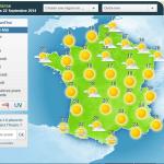 La météo en France de cette journée sans voiture
