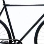 Exemple de fixie noir : simple et design