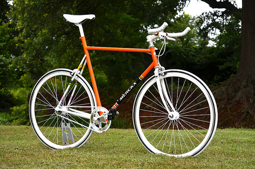 Le single speed Orange : pourquoi faire ?