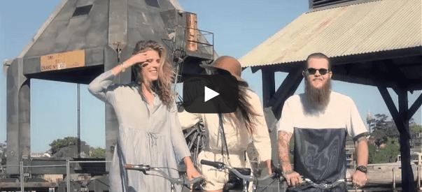 Australian summer (été australien) ride par Chappelli Cycle