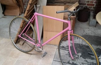 Offre Fixie Lille : Le bon coin, single speed rose