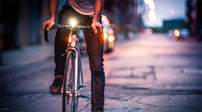 Smarthalo GPS mais aussi lampe avant pour vélo et fixie
