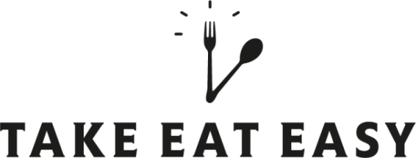 Logo Take Eat Easy à Lille avec Fixie Lille