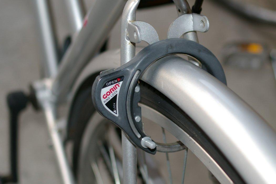 bike lock bicycle