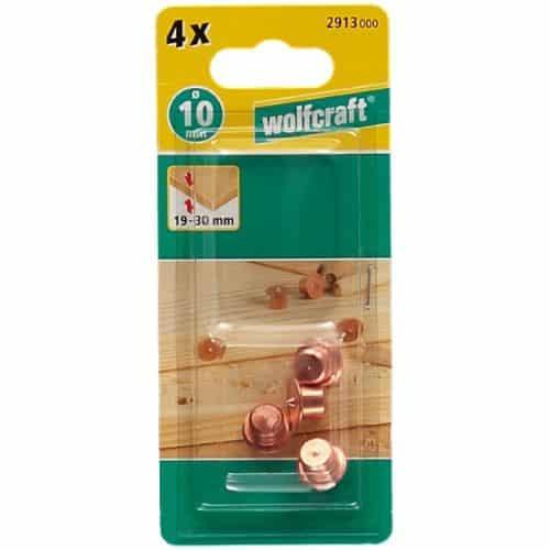 Wolfcraft Dowel bar inserter 8 mm 2912000 4 pcs.