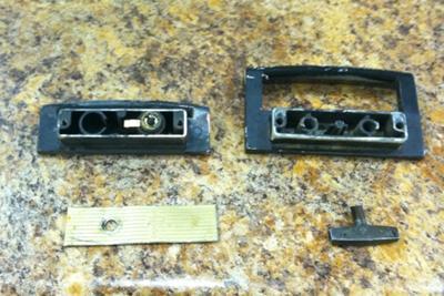sliding glass door locks can be