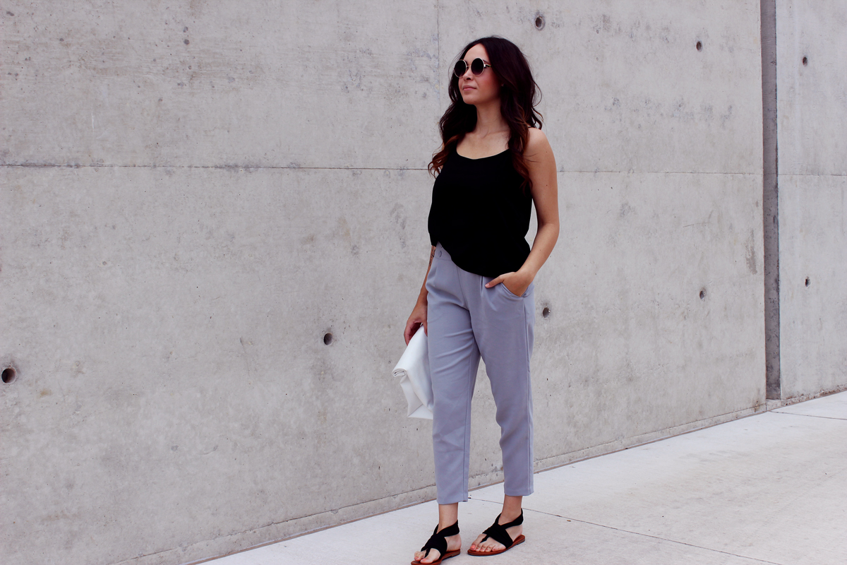 Fixin to Thrill|Austin Fashion Blog | Trouser Pant