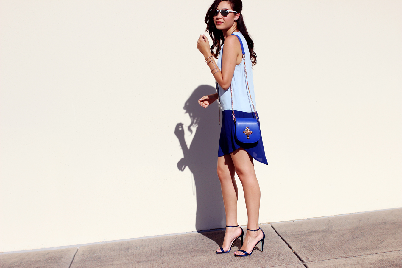 Fixin to Thrill | Austin Fashion Blog: Shirtdress