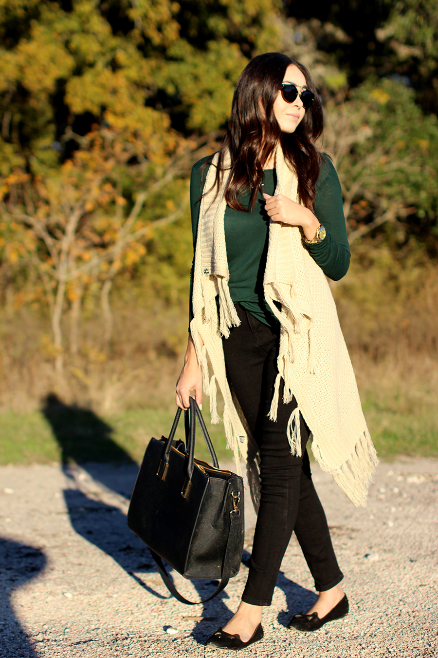 FTT-LILY-AND-SHI-VEST-SKINNY-FOREVER-21-HM-TOTE-FALL-FASHION-BLOG