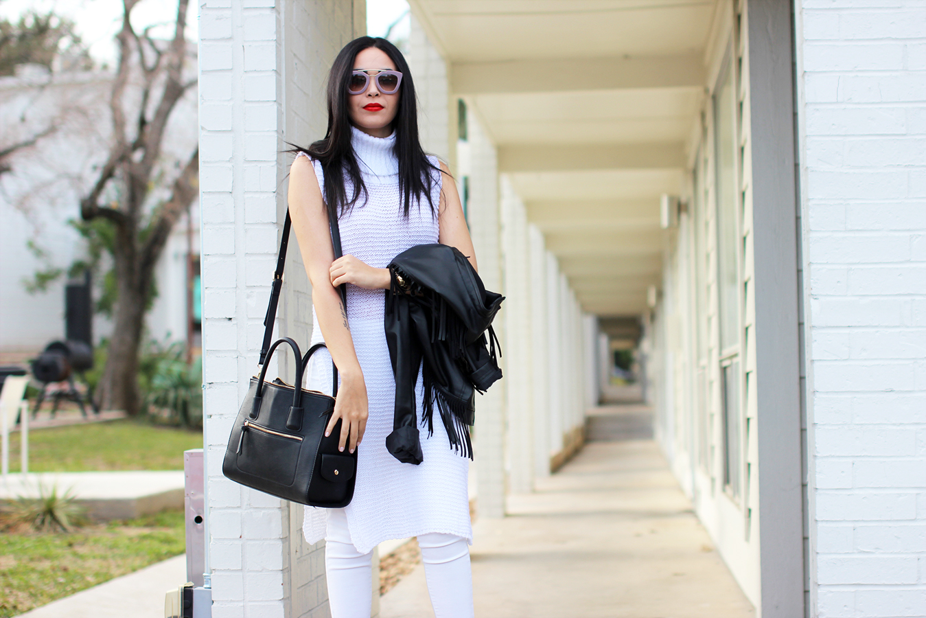 Fixin to Thrill: Knit Tunic
