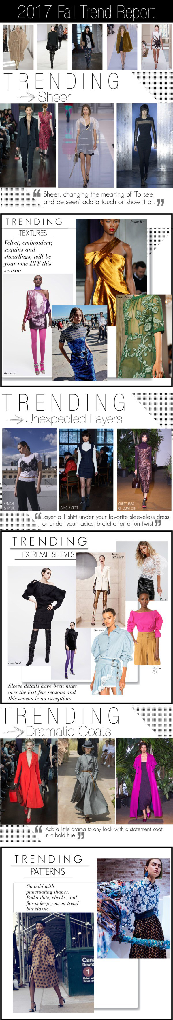 Fixin to Thrill | Fall Trend Report