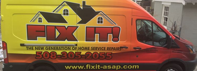 Fix It - MA Metro West Handyman & General Contractor