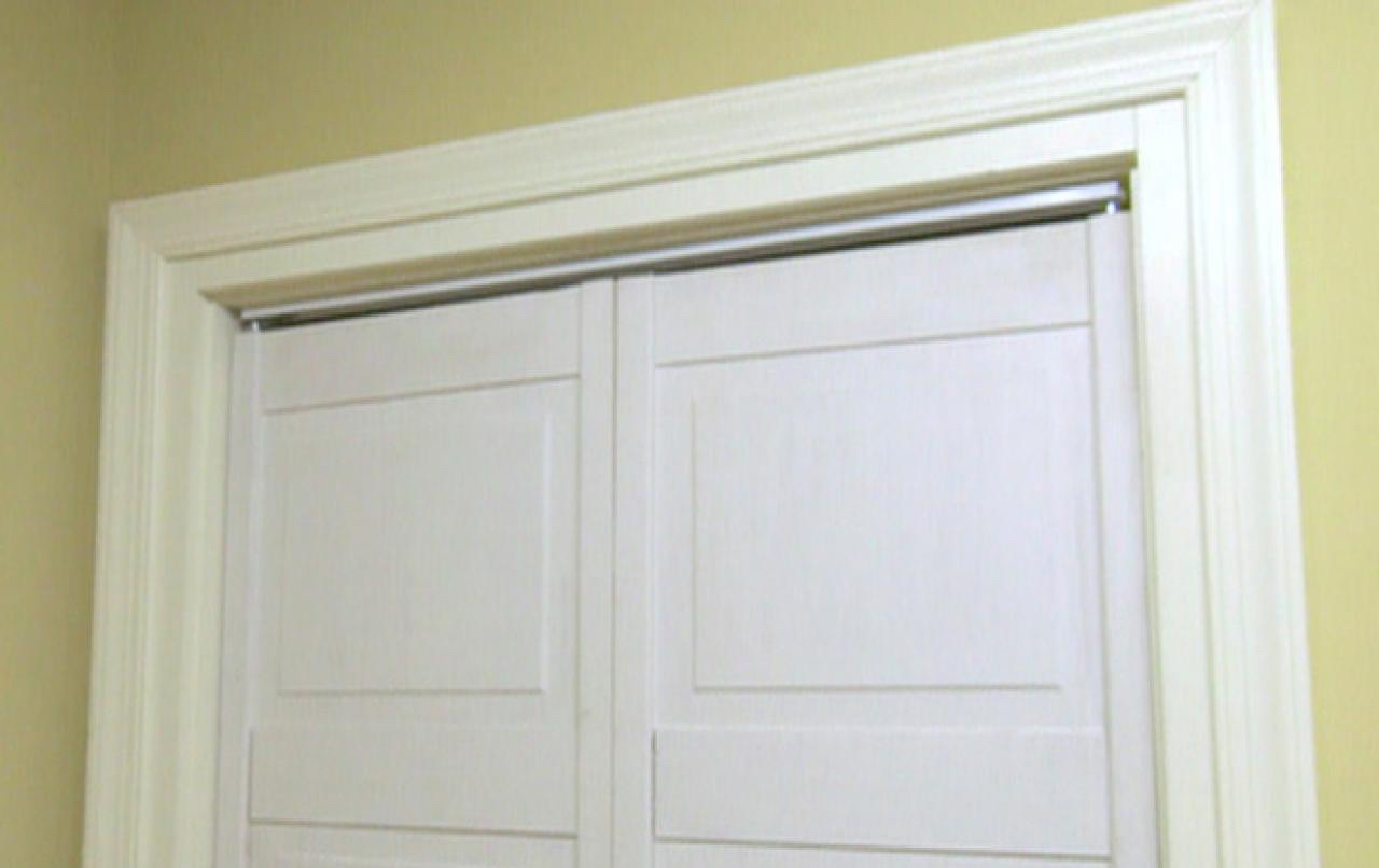 How To Fix Sliding Closet Doors Fix It Handyman
