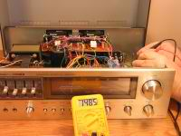 Amplifier Repair