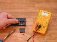 Button Battery Repair