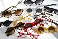Donate out-of-prescription eye glasses to your local Lions Club for reuse.