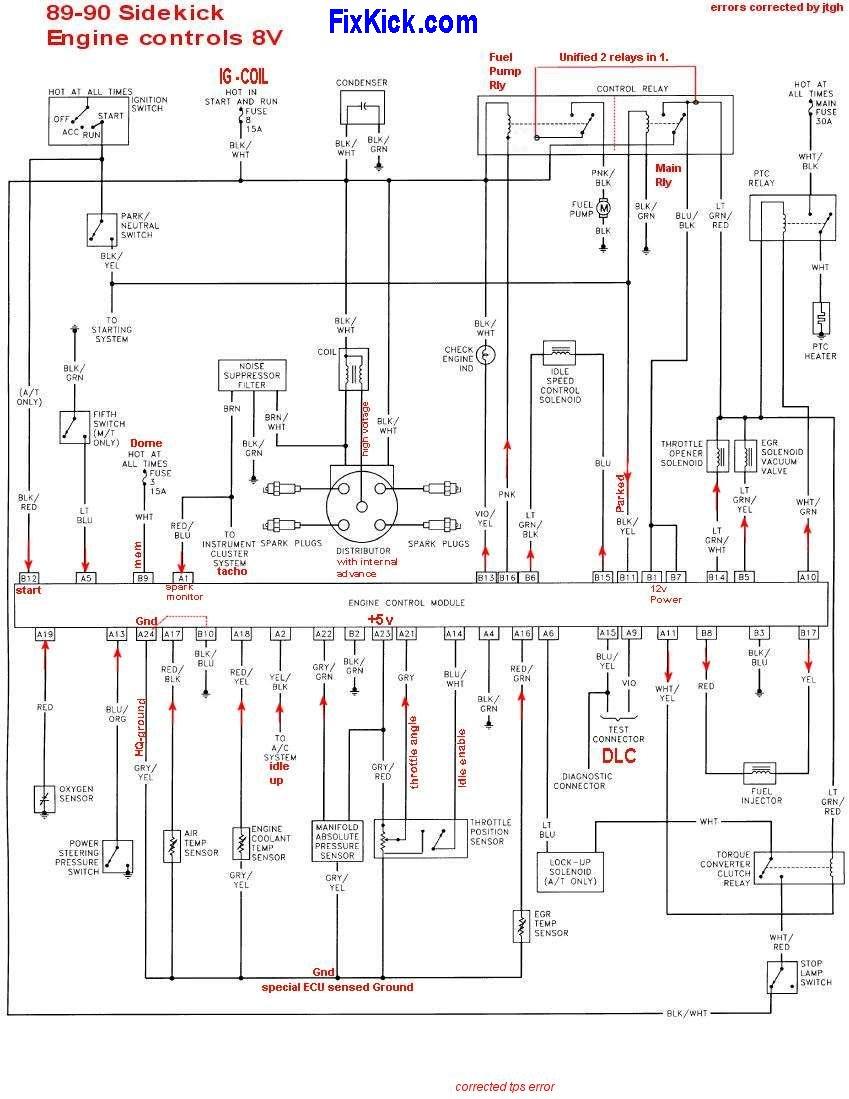 Wiring Diagram 1990 Suzuki Swift Trusted Diagrams 1998 Esteem Alternator U2022 Savage