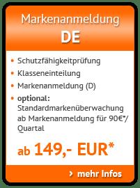 Markenanmeldung Deutschland - Markenschutz