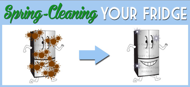 Spring Cleaning Your Refrigerator