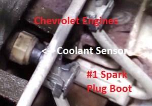 Diagnose Chevrolet Coolant Temperature Sensor Problems