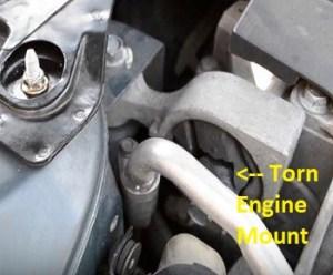 Solve the Nissan Altima Motor Mount Problem on