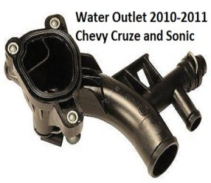 Chevy Cruze Coolant Leak Symptoms and Repair