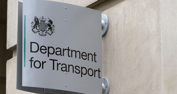UK's Department for Transport