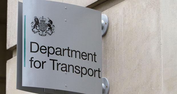 UK's Department for Transport