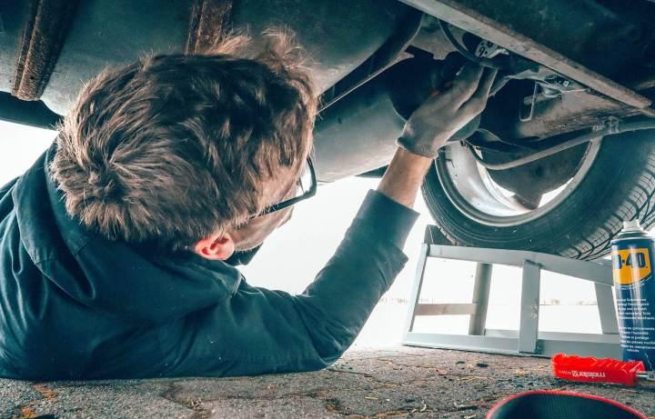 Car exhaust repair guide