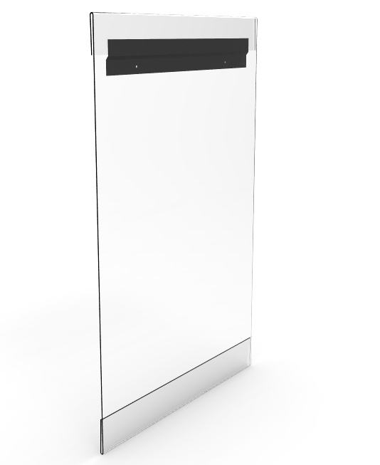 Clear Plastic Wall Frames