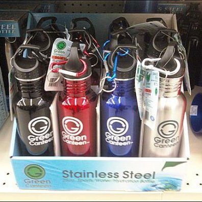 Water Bottles Boxed