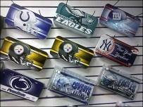 Sports Memorabilia on the Skew