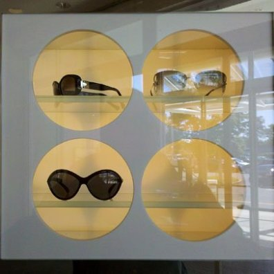 Circular Sunglass Niches